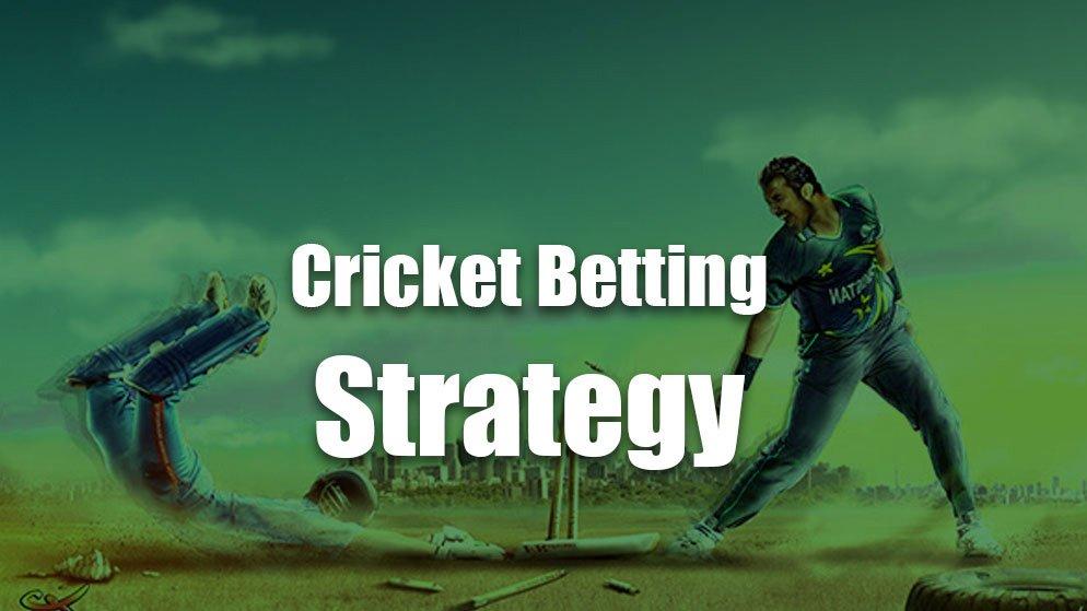 Cricket Betting Strategy