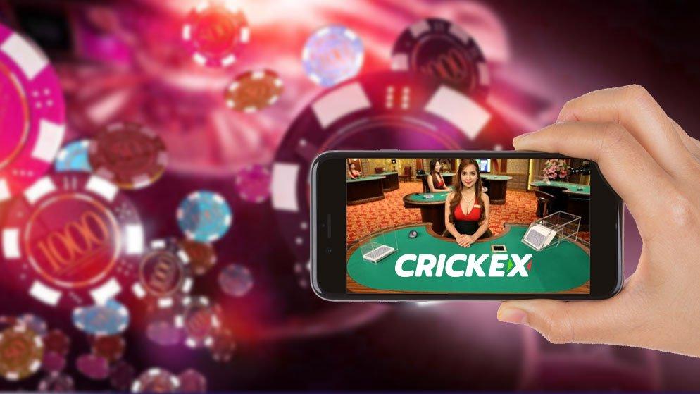 Live Dealer Crickex Casino Games