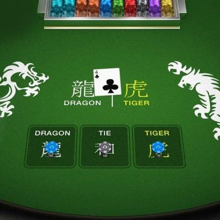 Live Dragon Tiger Online – Play Live Dealer games at Crickex
