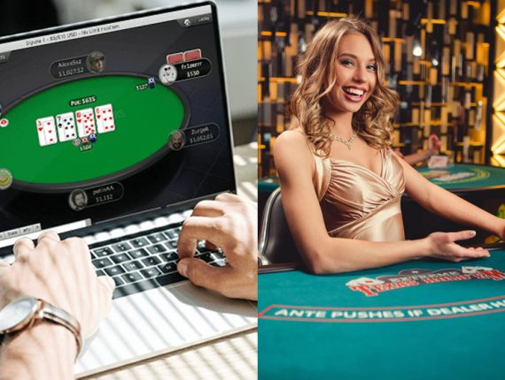 Online Poker Vs Live Dealer Poker: Which One to Play?